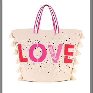 VICTORIA'S SECRET Love Tote